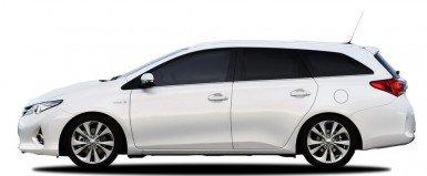 Toyota Auris - rezerwacja