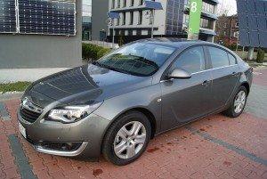 Opel Insignia z automatyczną skrzynią biegów